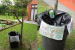 Be Green, Please: Empty Tin Cans Only!